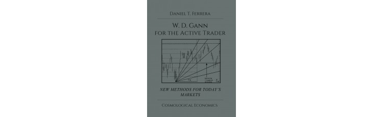 Gann for the Active Trader (hardcover) by Daniel Ferrera