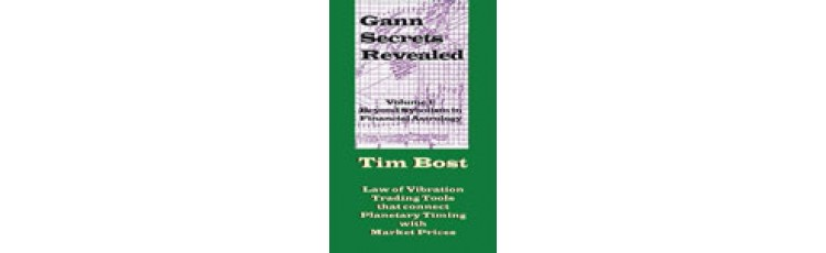 Gann Secrets Revealed by Tim Boost
