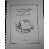 Stock & Commodity Traders Handbook of Trend Determinatio by  George Bayer