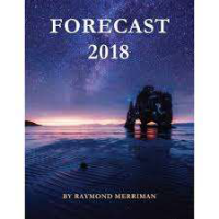 FORECAST 2018  by Raymond Merriman (will be available  for delivery December 16, 2017)