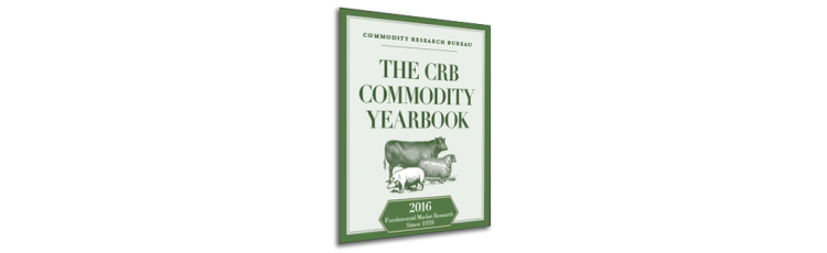 The 2016 CRB Commodity Yearbook