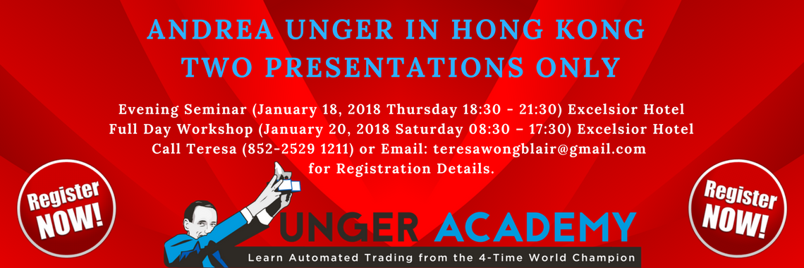 Unger Academy soon in HK