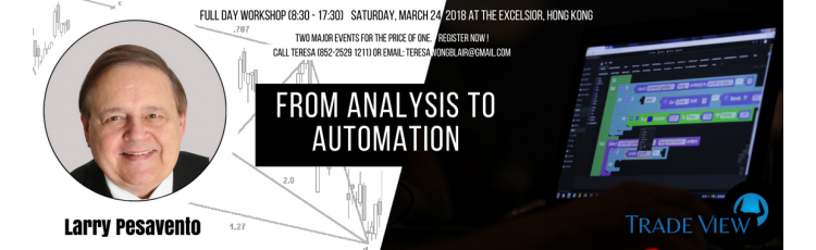 From Analysis to Automation by Larry Pesavento